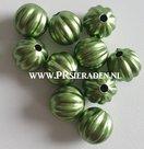 Groen-metallic-acryl--kraal