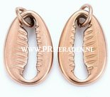Cowrie-rosegold-rvs-bedel