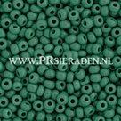 Opaque-dark-green-Preciosa®--seedbeads