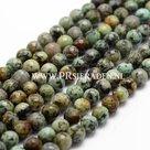 African-turquoise-facet-edelsteen-kralen