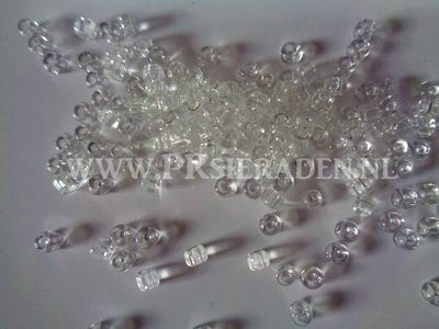 Transparant clear Matsuno rocailles rond