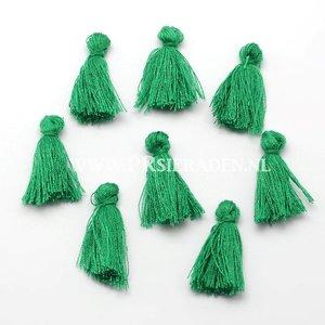 Groen kwastje
