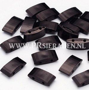 Carriers beads zwart