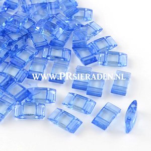 Carriers beads blauw