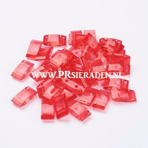 Carriers beads rood