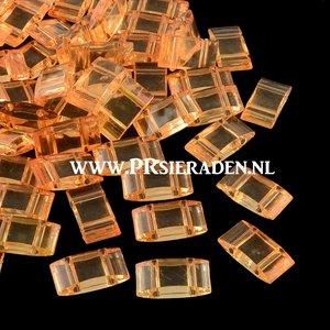 Carriers beads oranje