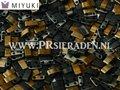 Miyuki-Half-Tila®-black-valentinite-matted-htl4561
