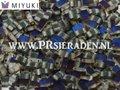 Miyuki-Half-Tila®-crystal-azuro-matted-htl4556