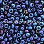 Blauwe-iris-mix-Preciosa-seed-beads