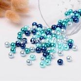 Carrabean-blue-glasparelsmix