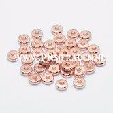Donut-rosegoldkleurige-kraal