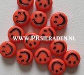 Oranje-smile-kralen
