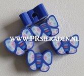 Donker-blauwe-vlinder-fimo