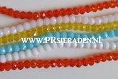 Abacus-facet-glaskralen-6-strengen-kleurenpakket