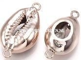 Cowrie-schelp-tussenzetsel-rosegold