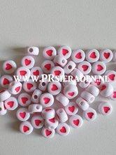 Hart-kralen-fel-roze