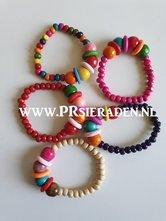 Kinder-armband-houten-kraal