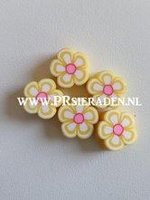 Gele-bloem-fimo