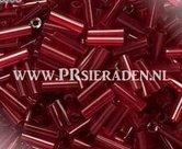Donker-rood-Preciosa®-seed-beads-tube
