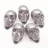 Skull-metalen-kraal