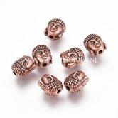 Metalen-Young-Buddha-red-copper-kraal
